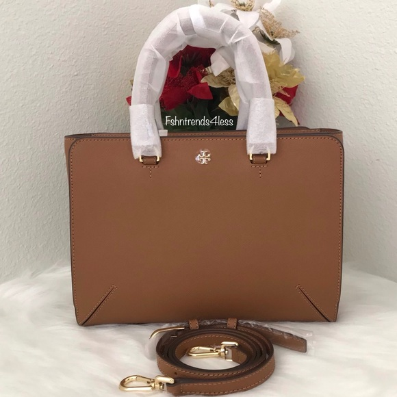 fe25715466d ✨💯🆕Tory Burch Emerson Small Zip Tote✨